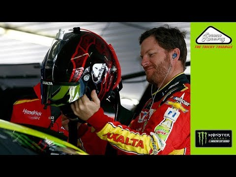 Dale Earnhardt Jr. frustrated with weekend in Pocono