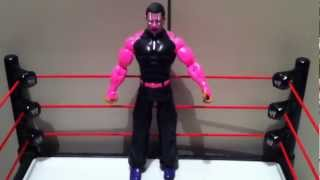 "WWE ACTION INSIDER: Jeff Hardy TNA Jakks figure review wrestling figures ""Grim"