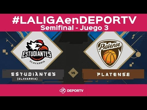 #LaLigaEnDEPORTV: Platense vs Estudiantes (O)