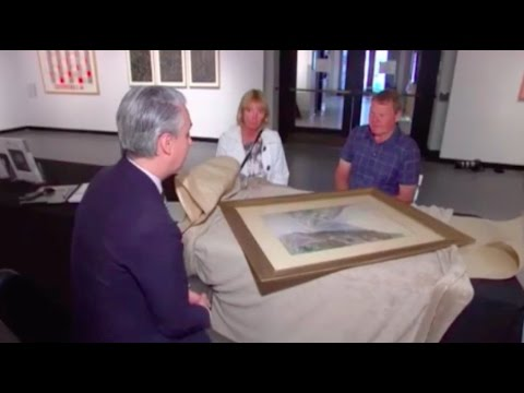 CBC Ottawa Visits Consignor Valuation Day at the Ottawa Art Gallery (September 14th, 2016)