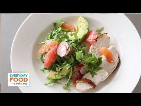 Avocado Citrus Salad | Everyday Food with Sarah Carey