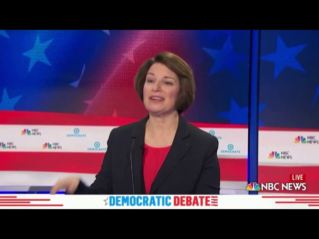 Dem Candidates Say What The Biggest Threat To The US Is