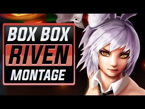Box Box Riven Main Montage  Best Riven Plays