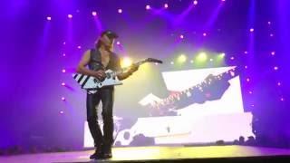 Video Scorpions Chile 2016  Matthias Jabs solo download MP3, 3GP, MP4, WEBM, AVI, FLV April 2018
