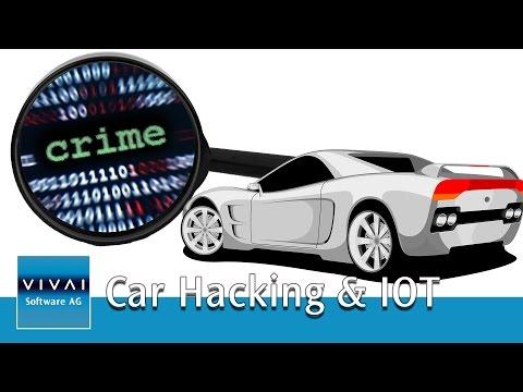 Autos hacken für den guten Zweck - Car Hacking & IOT | Vivai Software AG