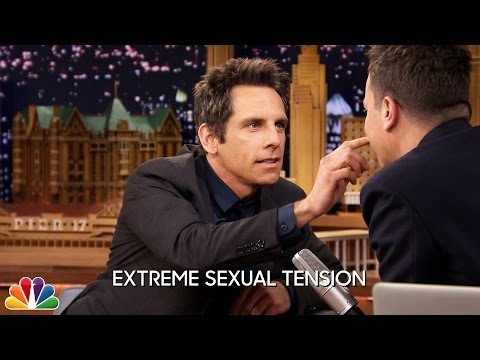 Emotional  with Ben Stiller