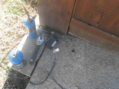 My Homemade Cedar Smokehouse & Smoke Generator
