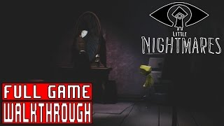 LITTLE NIGHTMARES Gameplay Walkthrough Part 1  FULL GAME (1080p) - No Commentary