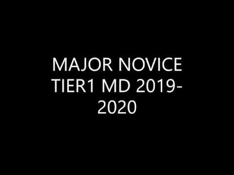 99ERS MAJOR NOVICE MD 2019- 2020