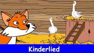Fuchs, du hast die Gans gestohlen - Kinderlied - Sing mit YleeKids