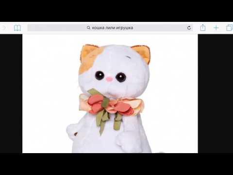 Реклама Кошки Лили 🐱