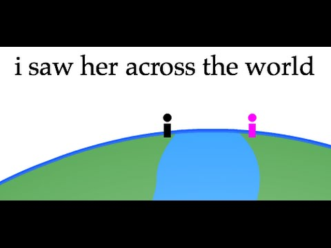 i saw her across the world Official Gameplay Walkthrough