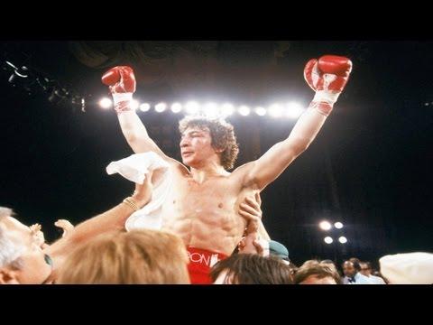 "Ray ""Boom Boom"" Mancini - Highlights & Knockouts"
