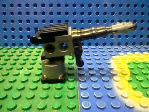 how to make lego waffen weapons 2 youtube. Black Bedroom Furniture Sets. Home Design Ideas