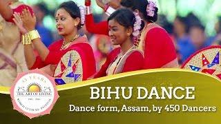 bihu dance dance form assam india   world culture festival 2016