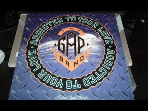 THE GAP BAND (ADDICTED TO YOUR LOVE) INSTRUMENTAL