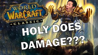SHOCKADIN? Classic WoW: Holy Paladin PvP Guide!
