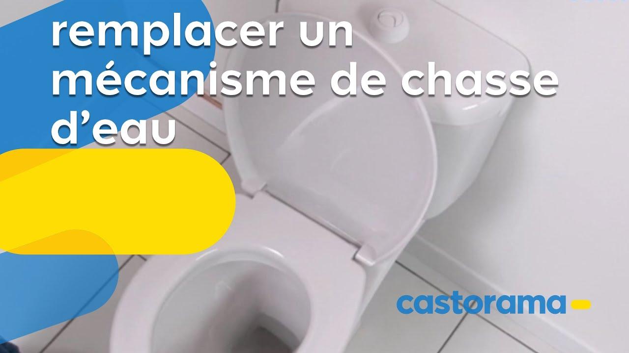 Remplacer Un Mécanisme De Chasse Deau Castorama