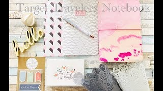 New 2018 Target Travelers Notebook Planners Haul
