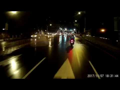 10 07 RIP 一條生命在馬路上殞落了