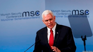 Майк Пенс напомнил об ответственности России