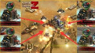 last Empire War-Z: 161 BEST ENEMY IN OASIS - Part 2 /  оазис против 161 штата . Часть2