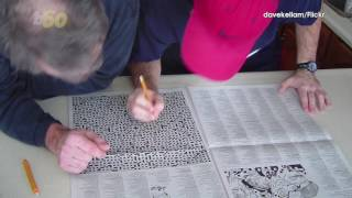 Unit 126 Daily Crossword Puzzles Could Make Your Brain 10 Years Younger