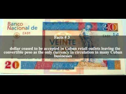 Cuban convertible peso Top # 5 Facts