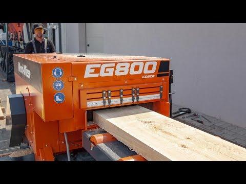 EG800 Wood-Mizer TITAN Board Edger