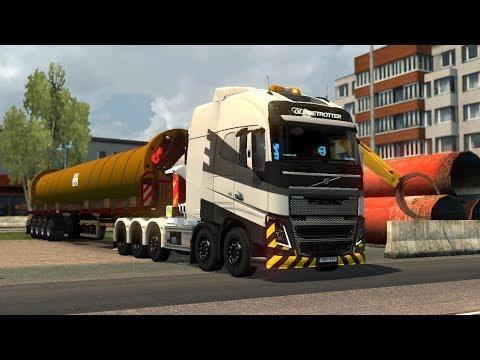 [1.30] Euro Truck Simulator 2 | RPIE Volvo FH16 2012 | Mods