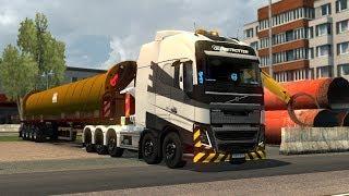 [1.30] Euro Truck Simulator 2   RPIE Volvo FH16 2012   Mods
