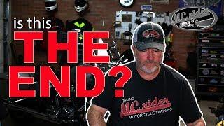The end of MCrider? April Fools 2018