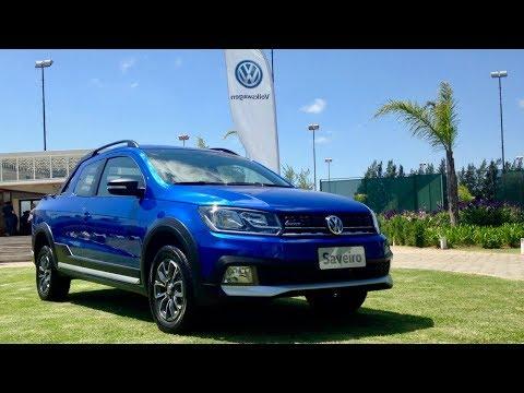 Volkswagen Saveiro 2019, Renovación De La Pickup Compacta