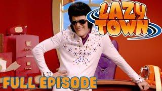 Lazy Town | Rockin' Robbie | Full Episode