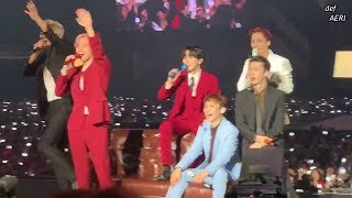 190728 Funny And Cute Moment At Exo Planet #5 Expl