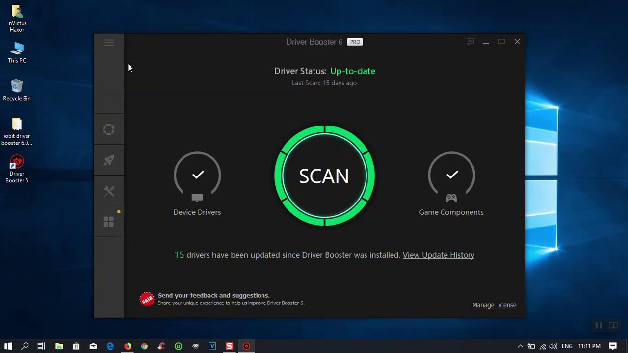 driver booster 6.3 key giveaway