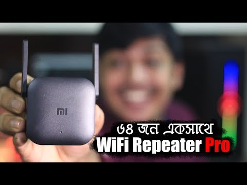 Xiaomi WiFi Repeater Pro Full Review with installation process | Best bu...