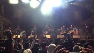 Tokyo Ska Paradise Orchestra en Monterrey