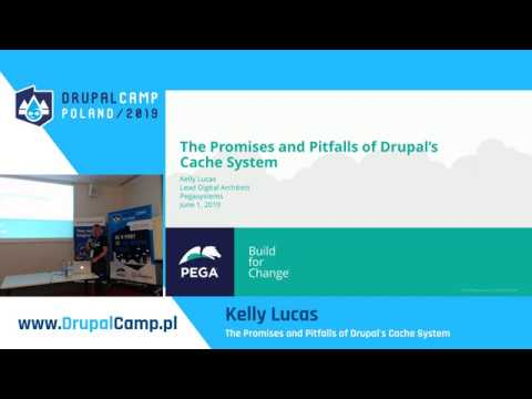 DrupalCon Seattle 2019: The Promises and Pitfalls of Drupal's Cache