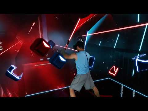 Expert+ Beat Saber Custom Song - Midnight City By M83
