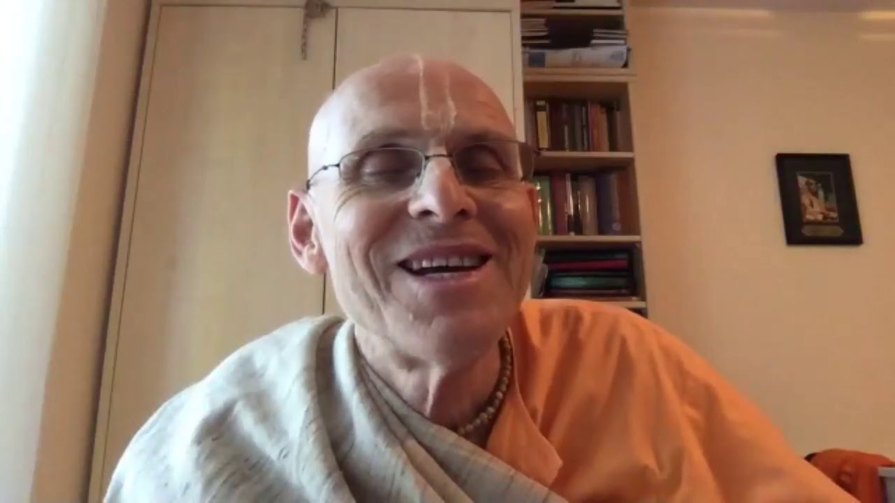 Discussion on Caitanya caritamrta - part two via Zoom