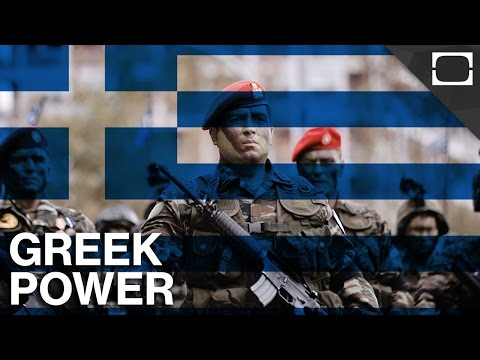 How Powerful Is Greece?