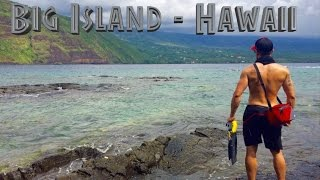 BIG ISLAND, HAWAII GOPRO 2015