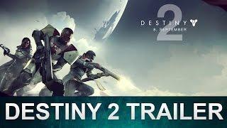 Destiny 2 Trailer / Teaser (Deutsch/German)