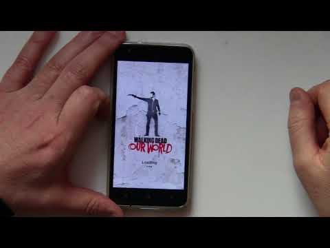 The Walking Dead Our World fake gps gameplay