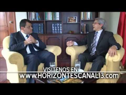 Entrevista con el Sr. Miguel Ángel González