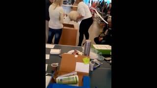 выставка  Гомель 2015 белая лилия