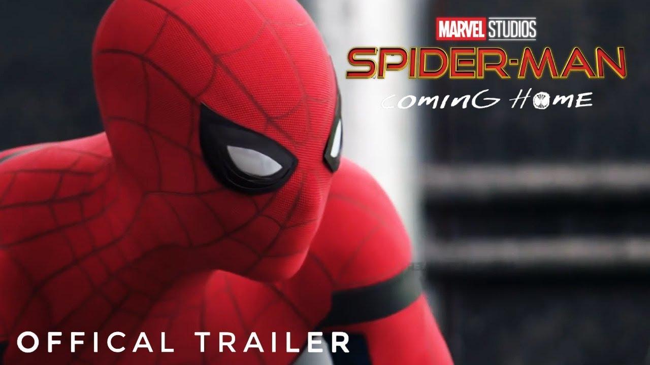 SPIDER-MAN: COMING HOME Teaser Trailer Concept (2021) Tom Holland, Zendaya Marvel Movie