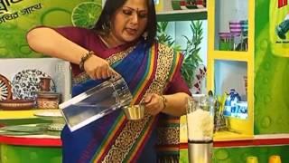 Alpana Habib's Recipe: Cold Coffee Slush