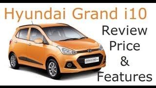 Hyundai Grand i10 Review With Features, Price and Walk Around смотреть